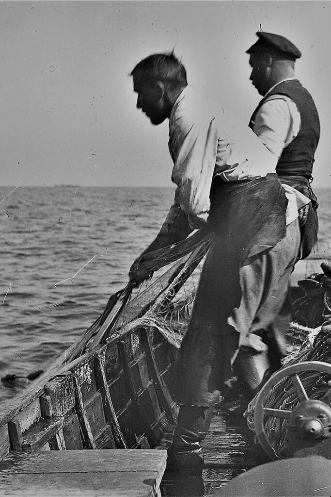 Fischereigeschichte Langenargens
