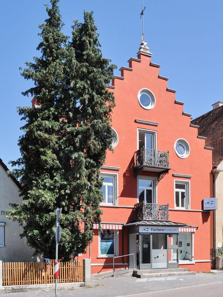 Haus mit neuer Funktion, frühere See Apotheke Langenargen